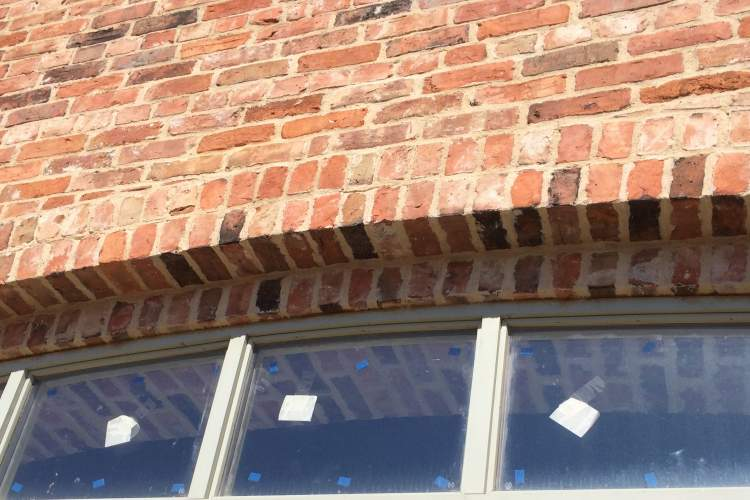 Detailed Brickwork, Stow, Lincolnshire